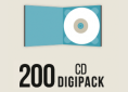 200 CD Digisleeve